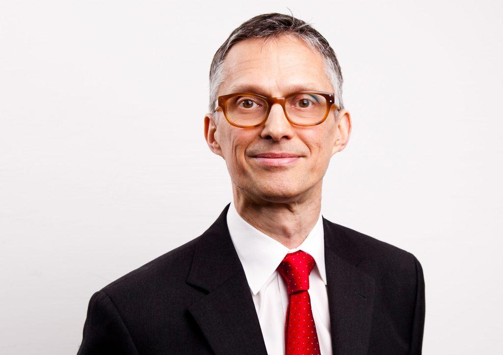 Professor Dr. Günter Maier, Professor für Arbeits- und Organisationspsychologie an der Universität Bielefeld. | Foto: ThF-PB