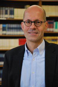 Professor Dr. Dr. Bernd Irlenborn, Lehrstuhlinhaber für Geschichte der Philosophie an der Theologischen Fakultät Paderborn. | Foto: ThF-PB